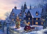 Driving home for Christmas - Dominic Davison