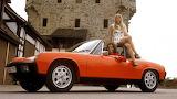 Porsche 914 Targa