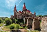 Rumunia - zamek Corvin