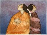 Two Singing Women by R.C. Gorman 2