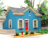 Adorable-Blue-Cottage