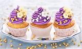 #Lavender Cupcakes