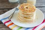 Donut Pancakes