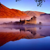 *Lake and Castle...