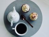 Cupcakes zum Tee