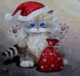 ^ Christmas Surprise ~ Yaryna Bosak