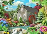 The Watermill - Alan Giana