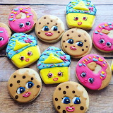 Shopkins Cookies