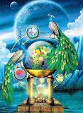 Fantasy-peacock