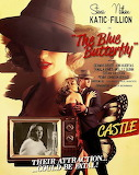 The Blue Butterfly Poster