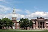 Hiking Through Dartmouth College