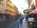 Hersonissos Main Street