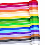 Colors rainbow ribbon