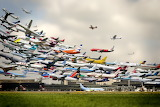 Ho-yeol-ryu (south Korean artist) flughafen-airport