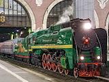 Russian 4-8-4 Class P36