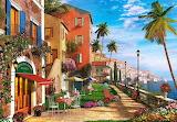 Themed Terrace - Dominic Davison