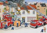Busy Fire Brigade