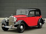 1933 Mercedes-Benz 200 Sonnenschein Limousine