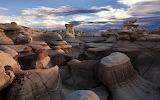 #Bisti Badlands New Mexico
