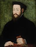 Sir John Cheke by Claude Corneille de Lyon