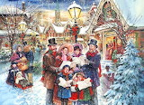 Colours-colorful-Victorian Christmas- by Vonnie Davis