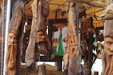 traditional Slovak art-wooden figurines