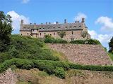 Chateau de la Roche Jagu - France