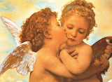 Cupid's Embrace