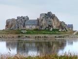 Maison entre deux Rochers - Brittany France