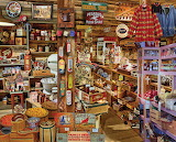 Old country store.They had it all.