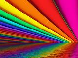 ^ Colors liquefying