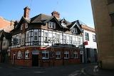 ^ Oxford pub, England
