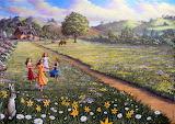 Spring Dance~ PeterGerasimon coolwallpapers