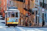 Portugal, Lisbon's vintage Trams