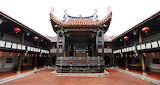 Taiwan,Taichung,Manoir de la famille Lin