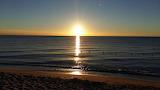 Lever de soleil Sardaigne