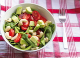 healthy food-anacardium salad