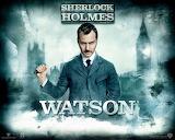 Sherlock Holmes - Jude Law