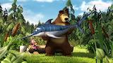 Masha-bear
