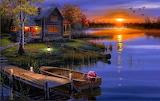 Lake Cabin 5
