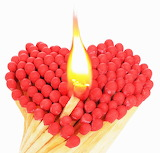 ^ Valentine's Day Match Fire