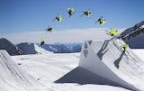 экстремальный сноуборд