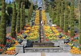 Italian Water Steps at Mainau Island - Germany