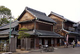 Antique architecture in Japan