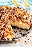 #Delish Samoa Pie