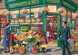 The Greengrocer - Vic McLindon