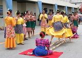 Tinikling, traditional Philippine dance