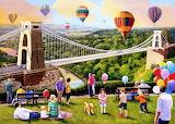Balloons over Bristol - Kevin Walsh