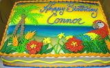 Connor's cake @ Caroline's Cakes