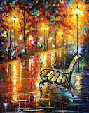 X OUR BENCH AT THE PARK - AFREMOV